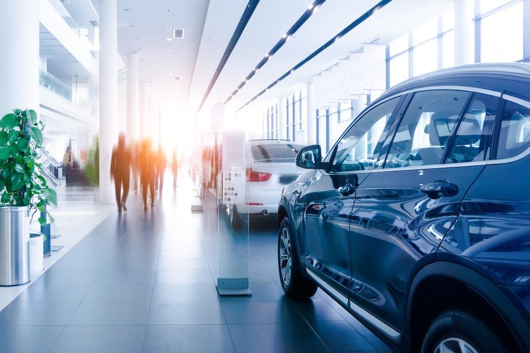Automotive marketing loyaliteitsprogramma auto branche