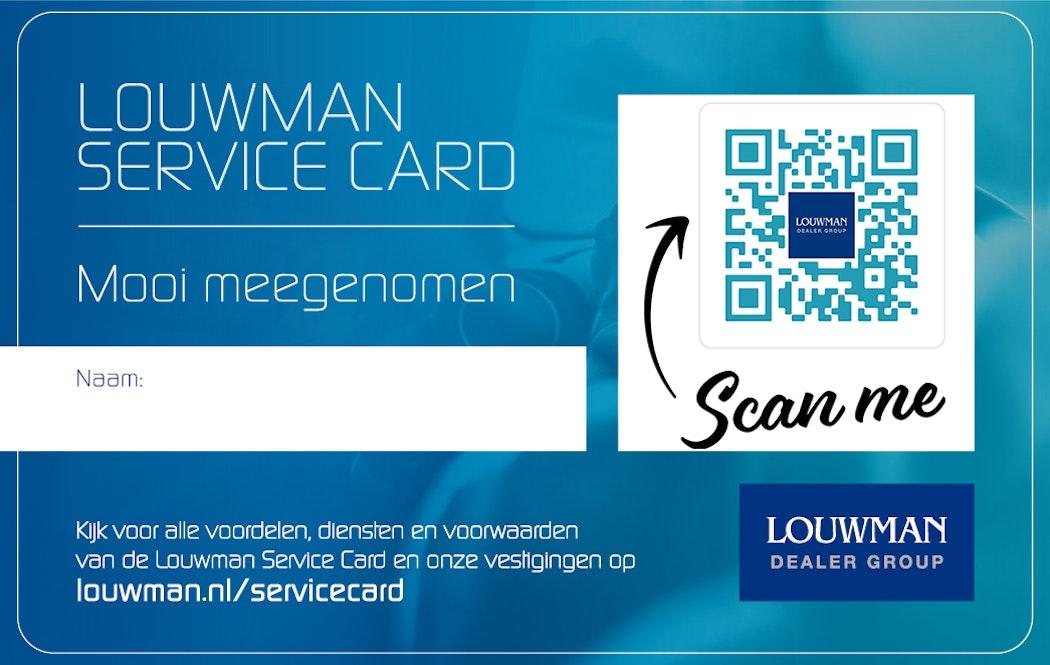 DEF Louwman 2019 QR blauw scan