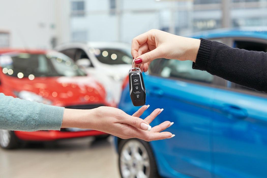 Sleutelretourservice klantloyaliteit automotive marketing