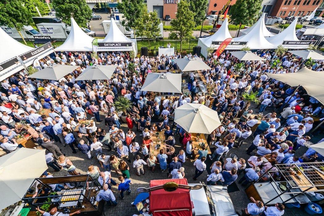 Bezoekersregistratie Alblasserdamse Haringparty