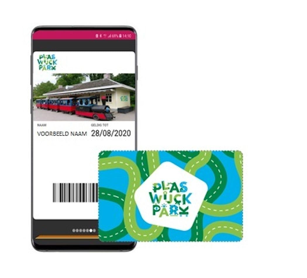 Plaswijckpark ticketing dbf en datamatch