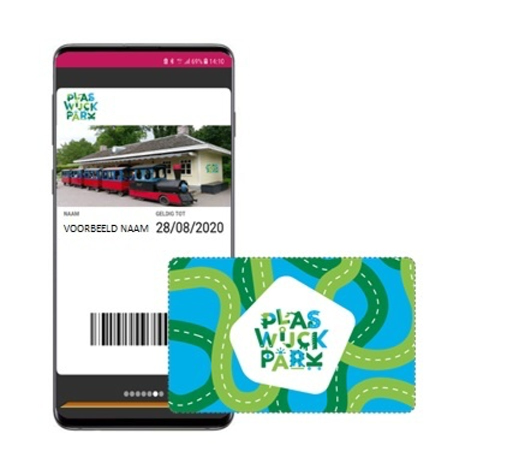 Plaswijckpark ticketing dbf en datamatch
