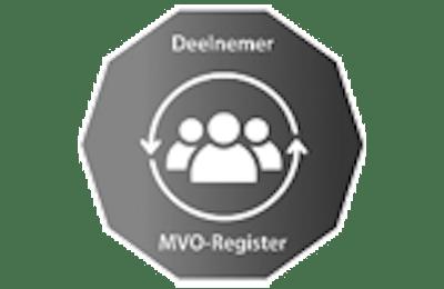 Beeldmerk Deelnemer MVO Register