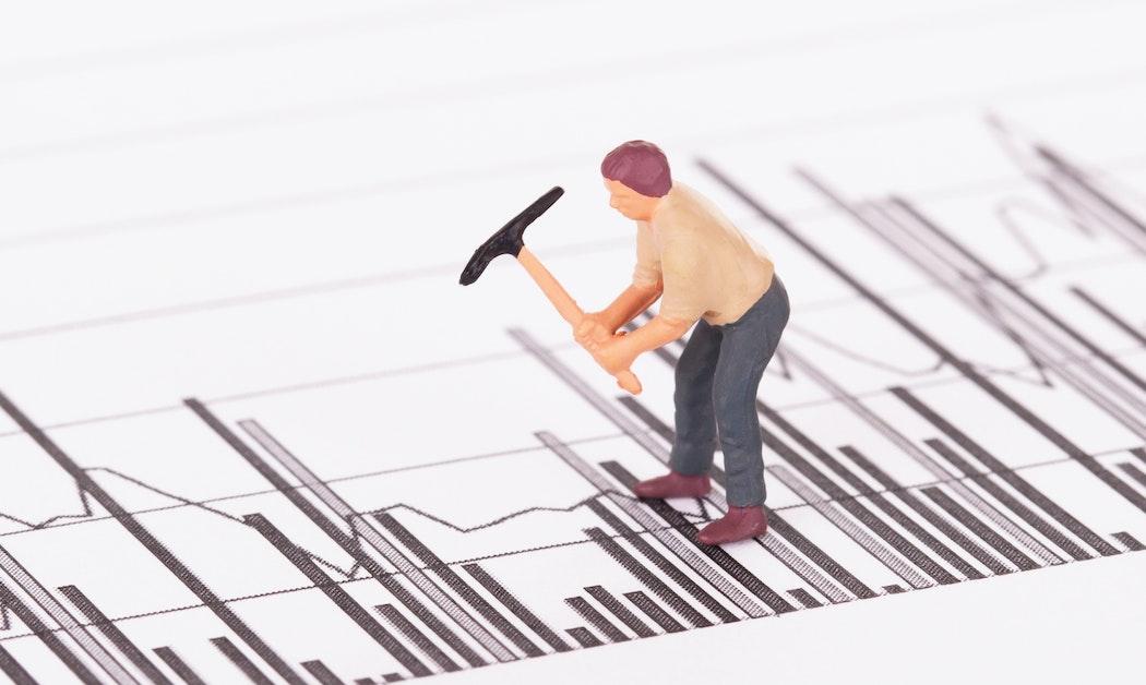 Met datamining gaan we graven in data