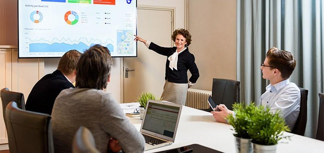 Marketing services marketing dashboard dbf