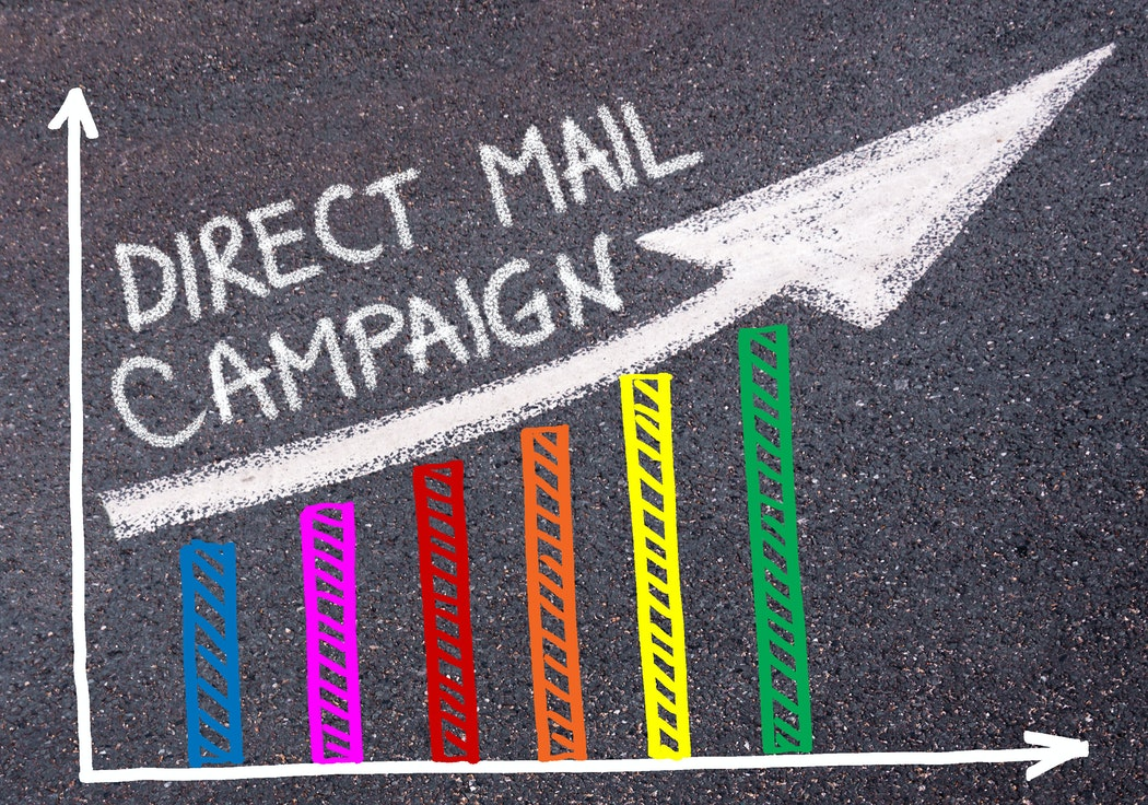 Printen en mailing versturen direct mail
