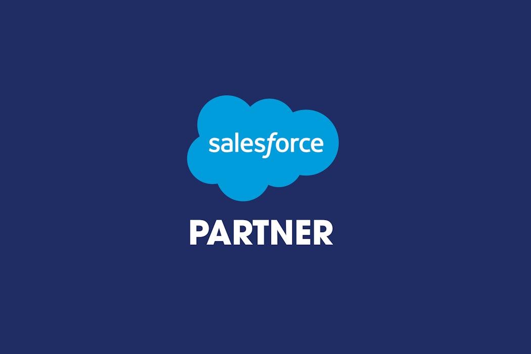Salesforce partner logo no date