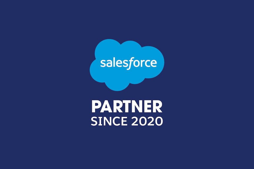 Salesforce partner dbf sinds 2020