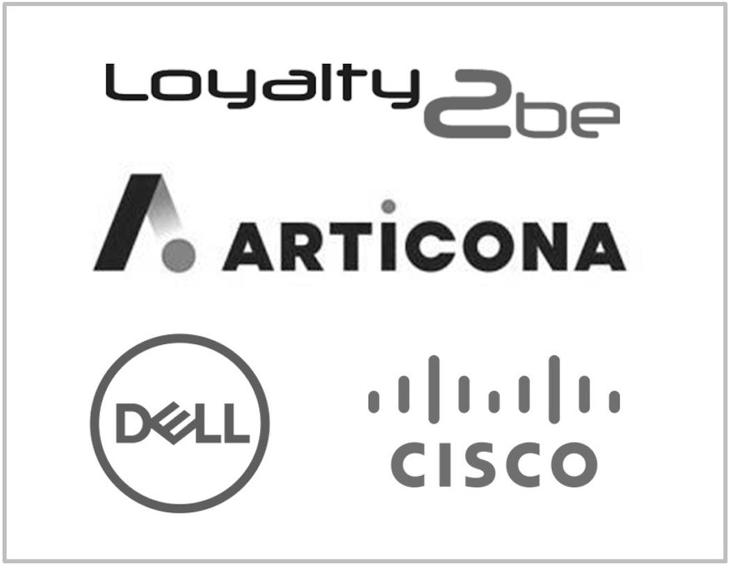 Logos klanten loyalty webshop dbf