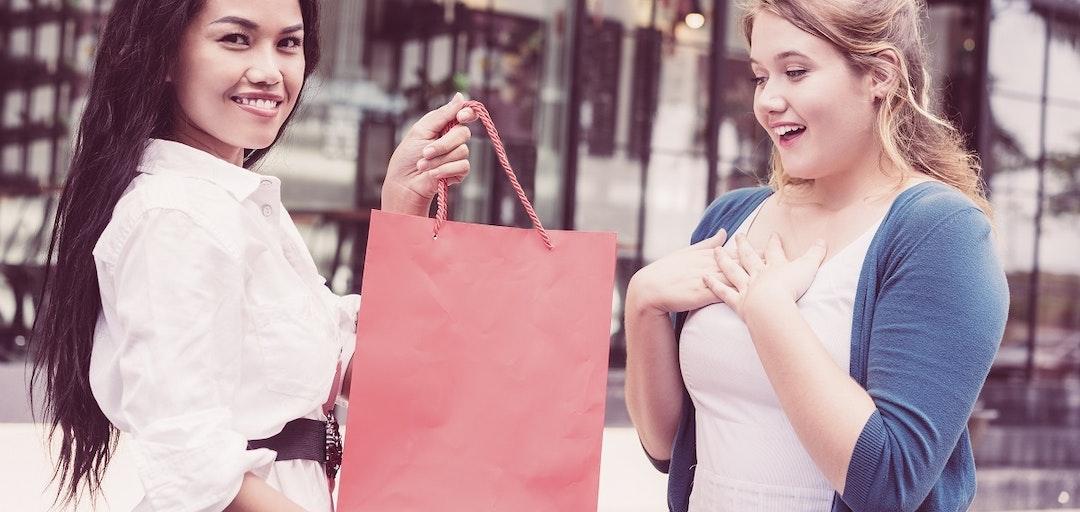 Winkelen spaarprogramma