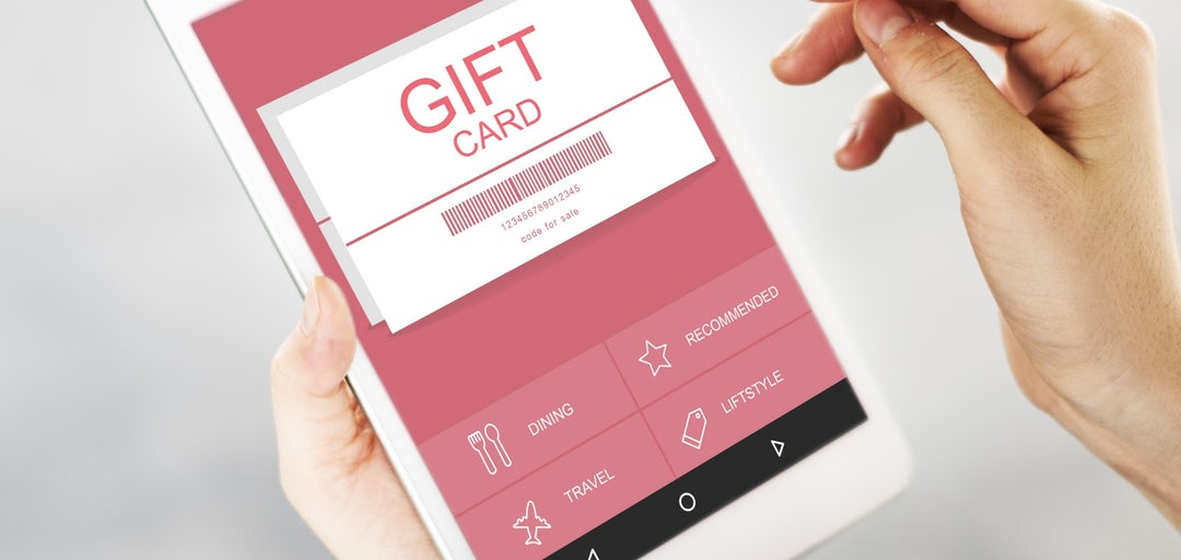 loyalty programma giftcard